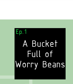 A Bucket Full of Worry Beans The Artist and The Therapist